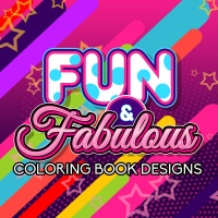Fun & Fabulous Coloring Book Designs