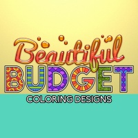 Beautiful Budget Coloring Designs
