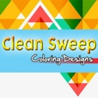 Clean Sweep Coloring Designs