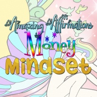 Amazing Affirmations - Money Mindset Coloring Pages