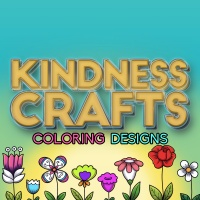 Kindness Crafts Coloring Designs