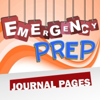 Emergency Prep Journal Pages