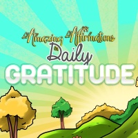 Amazing Affirmations - Daily Gratitude Coloring Pages