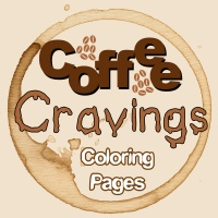 Coffee Cravings Coloring Pages