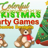 Colorful Christmas Party Games