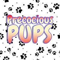Precocious Pups Coloring Pages