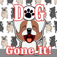 Dog Gone It Coloring Pages