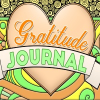 Gratitude Journal Coloring Pages