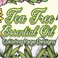 Tea Tree Essential Oil Coloring Pages