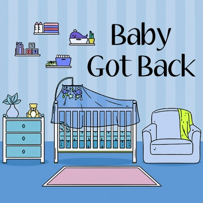 Baby Got Back Coloring Pages